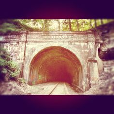 Big Tunnel, Tunnelton, IN 2011 - Cadle