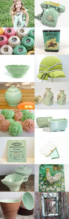 Mint by Steph on Etsy--Pinned+with+TreasuryPin.com
