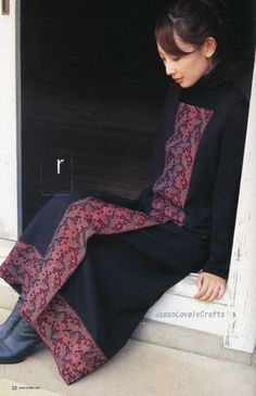 Afbeeldingsresultaat voor Japanese Sewing Pattern Book for Women - Sato Watanabe