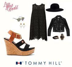 Un #outfit lindo para este viernes.. ¿Qué opinas?   Armalo aquí https://tommyhill.mx