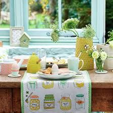 Mmmmm, the perfect Spring breakfast table  :)  #ParkerKnoll