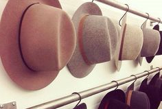 Need ideas on how to store your hats? These most creative hat rack ideas may help you doing your hat organization. Save it for later! Tags: hat rack ideas, hat organization, hat storage ideas, DIY hat rack, hat display ideas Source by SuchAHomeLover Coat