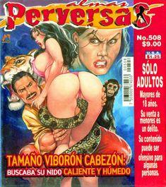 Almas Perversas (Volume) - Comic Vine