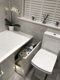 34 Amazing Modern Bathroom Storage Ideas You Must Have - Most homes these days, particularly those located in the urban areas, have tighter living spaces. Thus, homeowners are using different ways to maximiz. Bathroom Design Small, Bathroom Layout, Bathroom Interior Design, Home Interior, Modern Bathroom, Contemporary Bathrooms, Interior Decorating, Bathroom Storage Units, Bath Storage