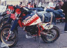 Honda 600 XL / Paris Dakar 1984
