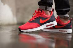"Nike Air Max Tavas Essential ""Rio Red"""