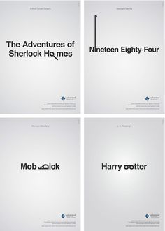 Minimalist book cover design by Patrik Svensson