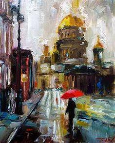 Jurij Frey: Regen