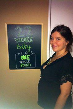 22 weeks!