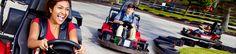 Mountasia Houston - go kart track