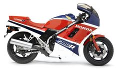 1986 HONDA VF1000R