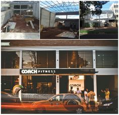 Coach Fitness #architecture #fitness #academia #casadasamigas