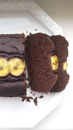 Vegan Yard bananowe ciasto