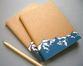 mountain notebooks