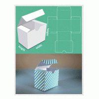 Gratis templates voor verpakkingen - Gewoon leuker