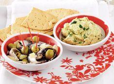 Ras El Hanout, Tapenade, Ciabatta, Bruschetta, Guacamole, Potato Salad, Potatoes, Ethnic Recipes, Finger Food