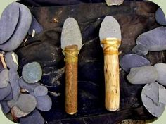 making stone tools... Survival Essentials... http://activelifeessentials.com/survival-essentials/ #survival