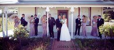 Charming Cottage Wedding  WeddingWise.co.nz blog