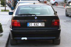 BMW 316i Compact - E 36/5