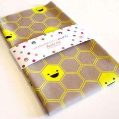 littleoddforest | Happy Honeycomb Fabric FAT QUARTER