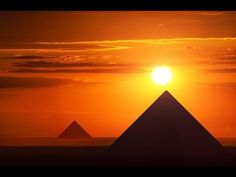 Ancient pyramids in sunset. Ancient pyramids in golden sunset , Landscape Photography, Travel Photography, Ancient Egypt History, Tarot Gratis, Meditation, Photos Voyages, Light Year, Parc National, Giza