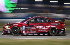2014 Mazda6 SKYACTIV-D Clean Diesel Racecar.