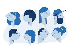 Bekijk dit @Behance-project: 'Iconography Styleguide' https://www.behance.net/gallery/57838193/Iconography-Styleguide