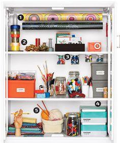 storage in small area ideas