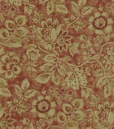 Home Decor Print Fabric-Braemore Miss Kitty Brick at Joann.com