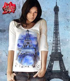 LucLac / Je t´aime Paris,
