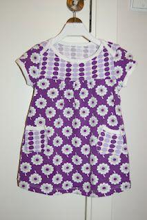 Manja's hobbykrok mixing purple Gekko fabrics