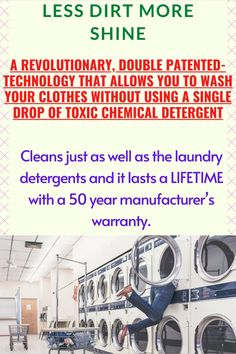 Do you know Traditional laundry detergent affects your health. The new solution is here Patented Magnetic Technology. Laundry System Stain on Clothes Home made Detergent Stain On Clothes, Living A Healthy Life, Laundry Detergent, Revolutionaries, Earn Money, Did You Know, Magnets, Cleaning, Technology