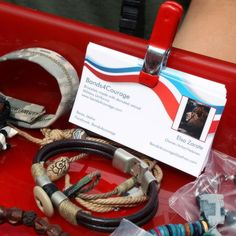 #Military Mom Makes Bracelets from Uniforms to #Honor Son