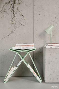 © smallbigidea.com Heavy Rabbit bongo-design.com concrete place for a book.