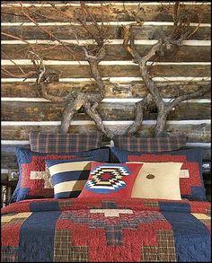 guest hacienda bedroom