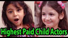 Top 5 Bollywood Highest Paid Child Actors #aishwaryarai #bollywood