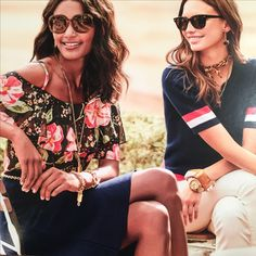 I spy with my little eye....prints, knits, jeans and jewels!!! Counting down to the big reveal of cabi Spring '17!!