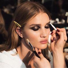 Rosie Huntington Whiteley x Versace