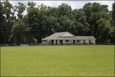 DRIVING DOWN THE SHADED ROAD, LOOK TO YOUR RIGHT AND SEE THE CUTEST HOUSE ON THE HILL SURROUNDED BY 10 ACRES OF LUSH GREEN COMPLETELY FENCED PASTURE. ARRIVING AT THE HOME YOU IMMEDIATELY SEE THE CARE AND CRAFTSMANSHIP THE OWNER. http://homestoranches.com/2015/arredondo-farm/