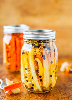How to Make Easy Pickled Vegetables