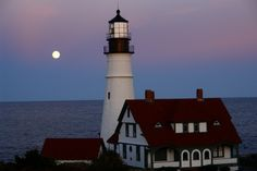 """500px / Photo """"Portland Head Lighthouse"""" by Donald Verger"""