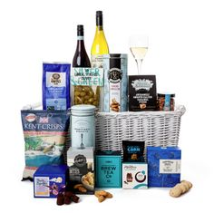 Todhunter - Winter wonderland gourmet gift hamper