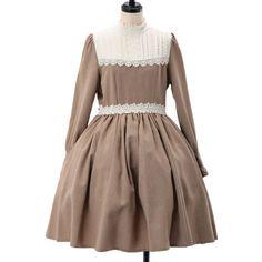 http://www.wunderwelt.jp/products/detail6223.html ☆ ·.. · ° ☆ ·.. · ° ☆ ·.. · ° ☆ ·.. · ° ☆ ·.. · ° ☆ Beige switching dress Innocent World ☆ ·.. · ° ☆ How to order ↓ ☆ ·.. · ° ☆ http://www.wunderwelt.jp/user_data/shoppingguide-eng ☆ ·.. · ☆ Japanese Vintage Lolita clothing shop Wunderwelt ☆ ·.. · ☆ #lolitafashion