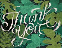 Thank You Art Print by Ay Laurita! | Society6