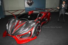 Quái vật Inferno – Siêu xe của người ngoài hành tinh - Tpauto.com.vn