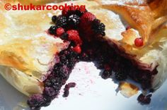 Pastilla aux fruits rouges