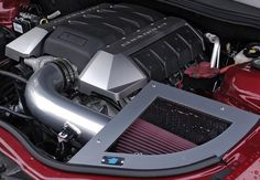 Maximize your Camaro's performance with our high performance air intake system…