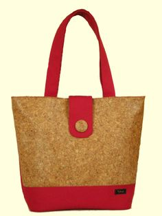 Cork bag!