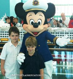 Making The Most of A Disney Cruise Vacation with ALittleClaireification.com #vacation #disneycruise #disneyparks @A Little CLAIREification