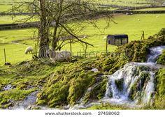 England countryside.